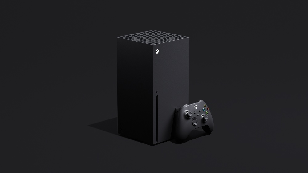 XboxSeriesX ANR Crop DrkBG 16x9 RGB 市場看法Sony、微軟在內業者將提早公布更多新遊戲、主機消息