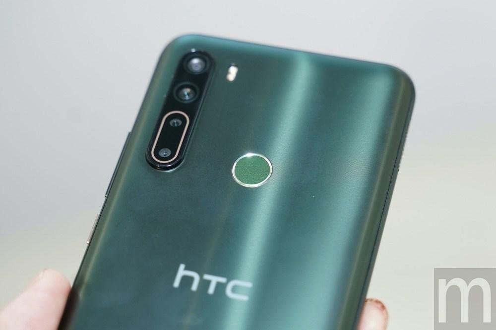 DSC08609 第一款在台設計、製造的5G連網手機,HTC U20 5G亮相