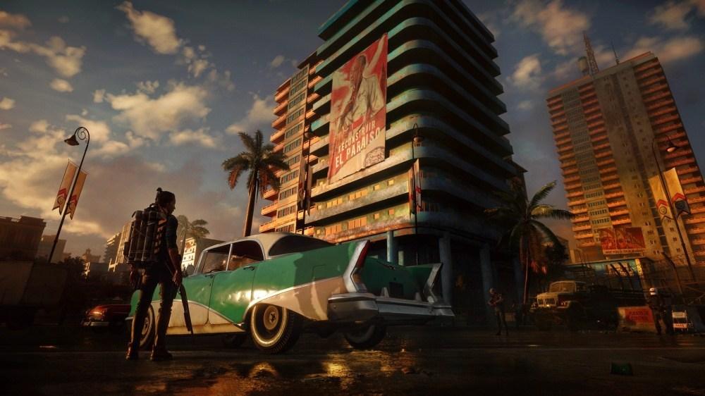 Esperanza 《極地戰嚎6》確定明年2/18推出,與好萊塢製作團隊深度合作