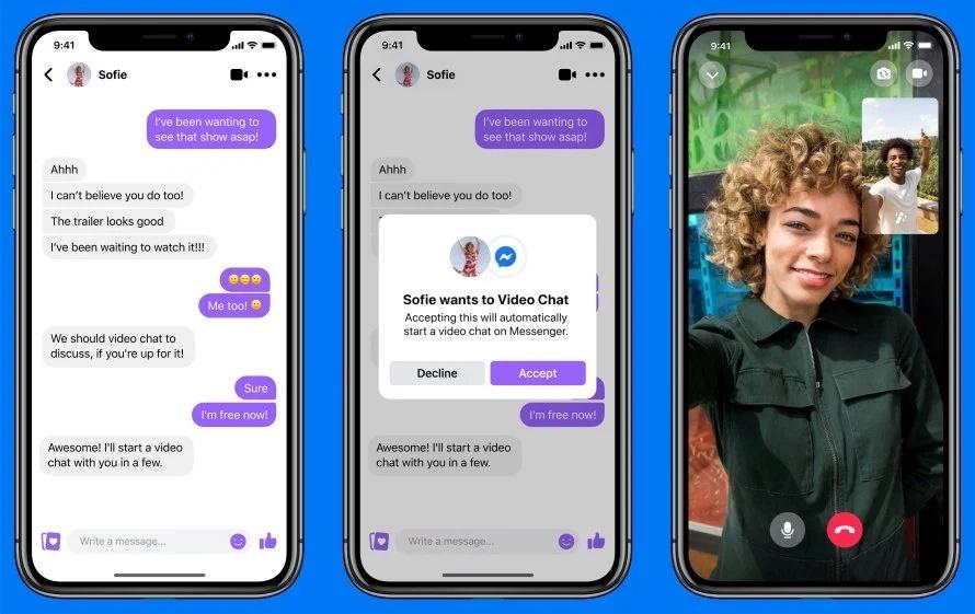 FB Dating Colored.jpg Facebook加入視訊會議戰局,Messenger Rooms最多可讓50人同時上線