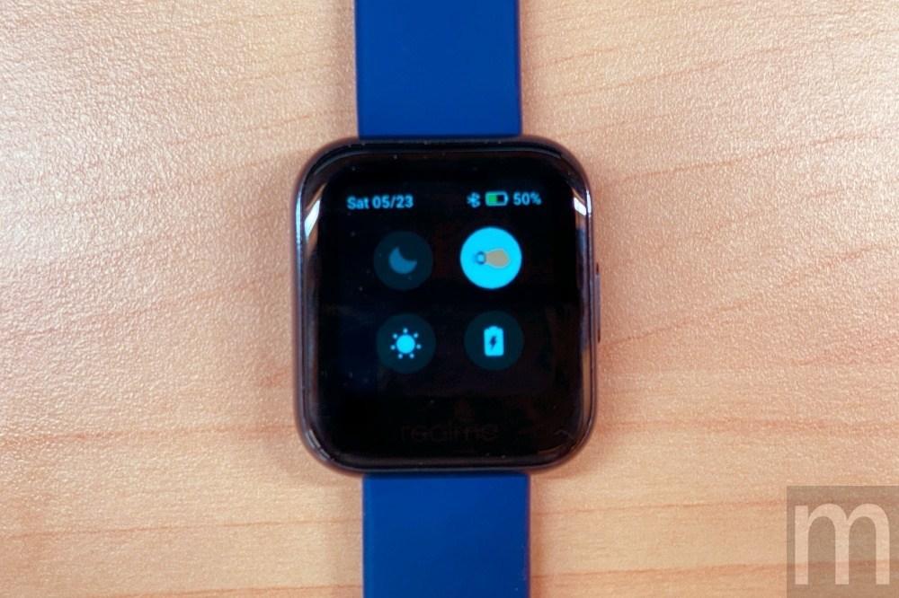 IMG 3326 動手玩/親民價位就擁有心率、睡眠與血氧量測功能的realme Watch