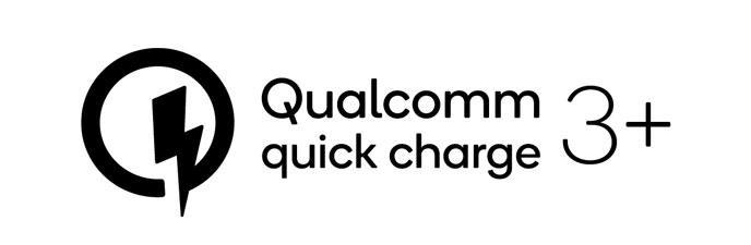 quickchargelogo horiz 688 Qualcomm揭曉Quick Charge 3+設計方案,加速電池快充技術普及化
