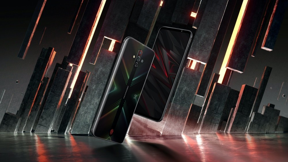 Red Magic 5G Lite   lifestyle nubia宣布與Vodafone合作,銷售簡化版Red Magic 5G Lite遊戲手機