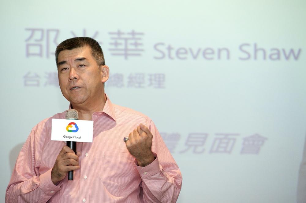 照片 4 前台灣微軟總經理邵光華證實加入帶領Google Cloud業務