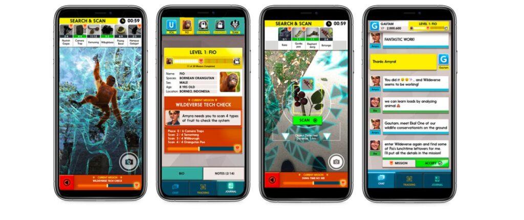 avL62W135342 2835926 1024x430 遊戲業者期望以擴增實境內容呼籲重視動物保育工作
