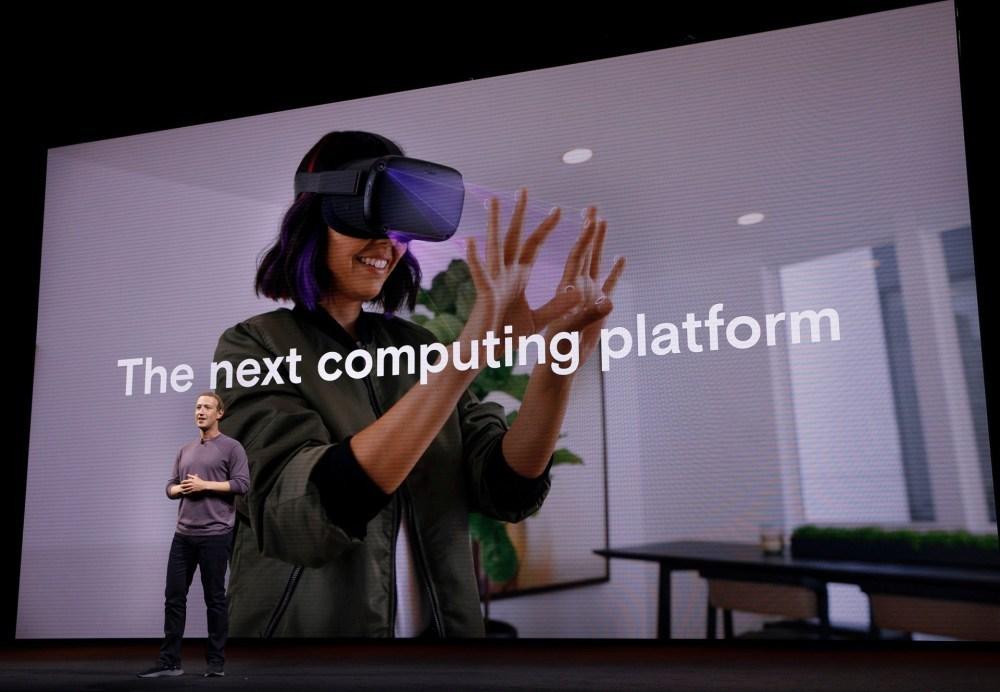 oc6 mark keynote 對應Oculus虛擬實境頭戴裝置的手勢識別操作功能將開放測試