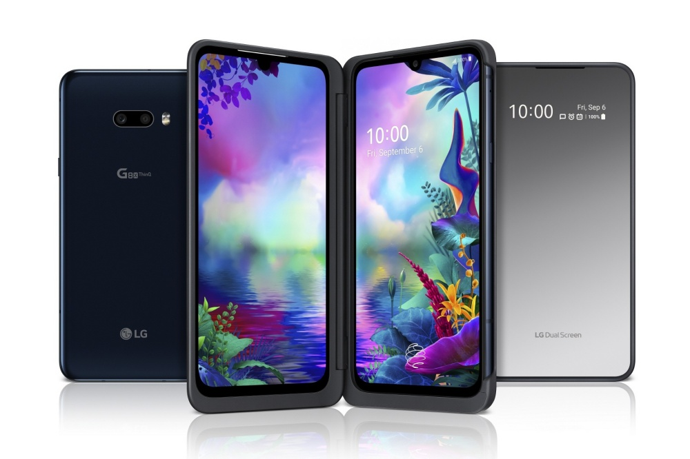 LG G8X ThinQ and LG Dual Screen 03 LG傳準備在5月中旬揭曉新款手機,可能採用全新品牌