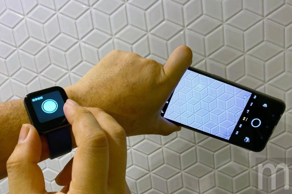 IMG 3839 動手玩/親民價位就擁有心率、睡眠與血氧量測功能的realme Watch