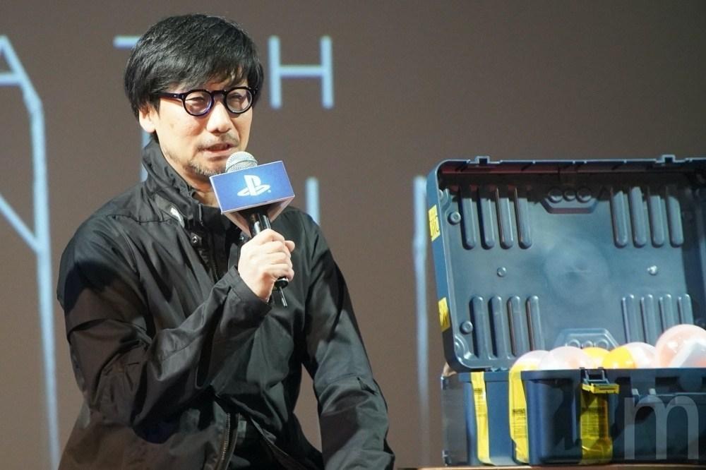 DSC06101 小島秀夫透露近期構思遊戲被取消,但已經著手另一款新作早期規劃