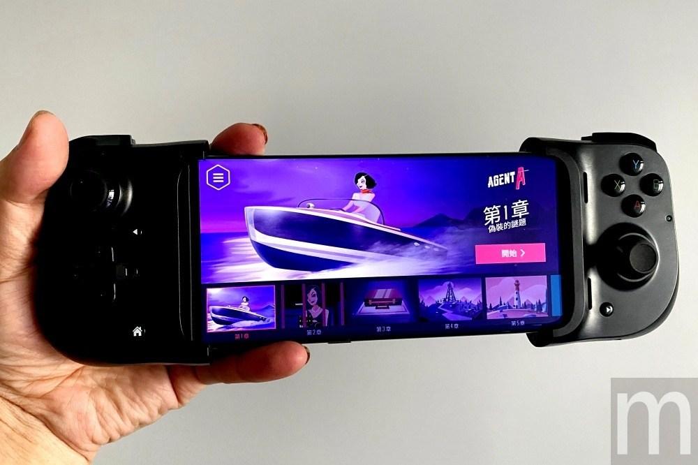 IMG 4066 動手玩/與韓國Gamevice合作,Razer新款手機控制手把Kishi