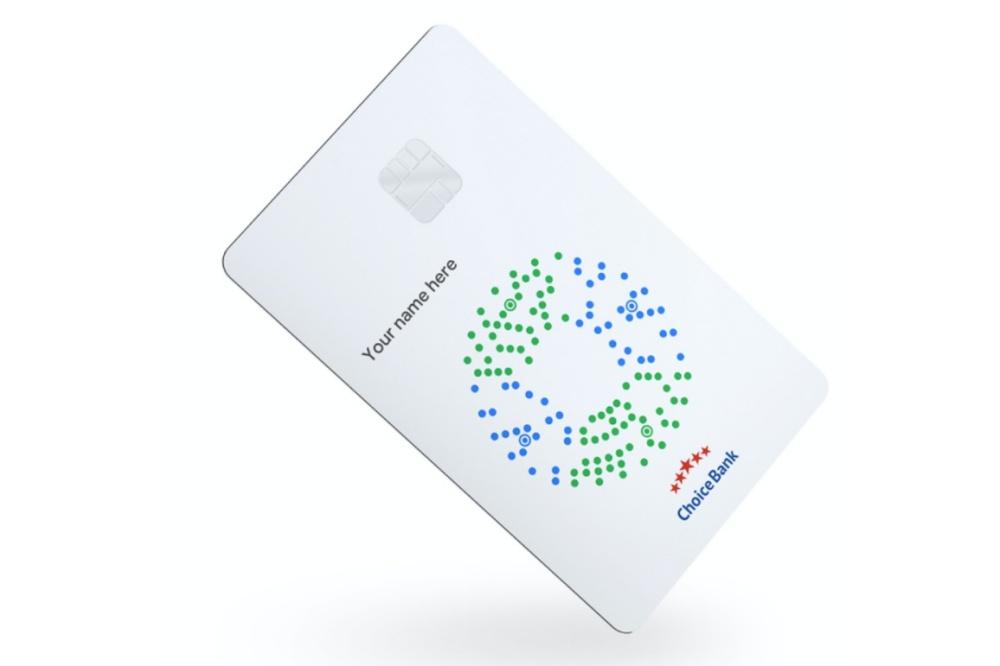 Google Pay Card side side Google準備與花旗、史丹佛聯邦信用合作社在內銀行業者合作發行信用卡