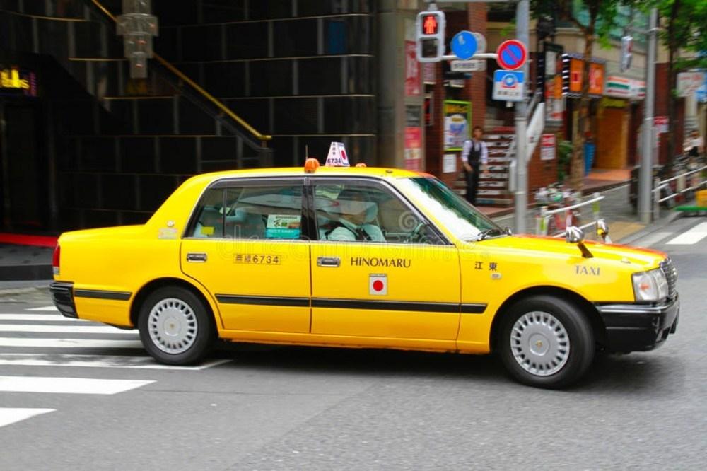 tokyo taxi japan 28011167 Uber與三大在地計程車業者合作,服務搶進日本關東地區