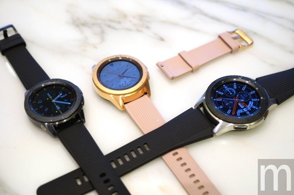 galaxyWatch 01 三星傳於新款Galaxy Watch 2加回實體錶圈轉環介面