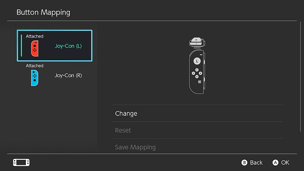 4a25d8836861868 Nintendo Swtich新版韌體終於可將主機存放遊戲全數移到記憶卡、新增按鍵自訂功能