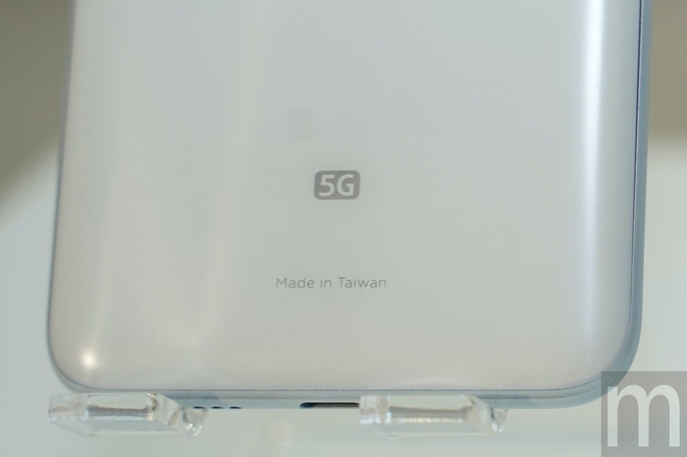 DSC08624 第一款在台設計、製造的5G連網手機,HTC U20 5G亮相