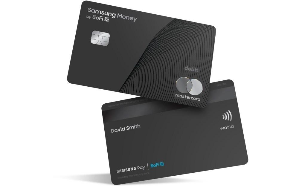 Samsung Pay Sofi a 三星確認與SoFi合作實體金融借記卡,將以Samsung Money為稱