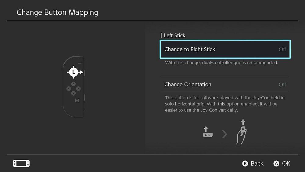 7abce8a7e47cabc Nintendo Swtich新版韌體終於可將主機存放遊戲全數移到記憶卡、新增按鍵自訂功能