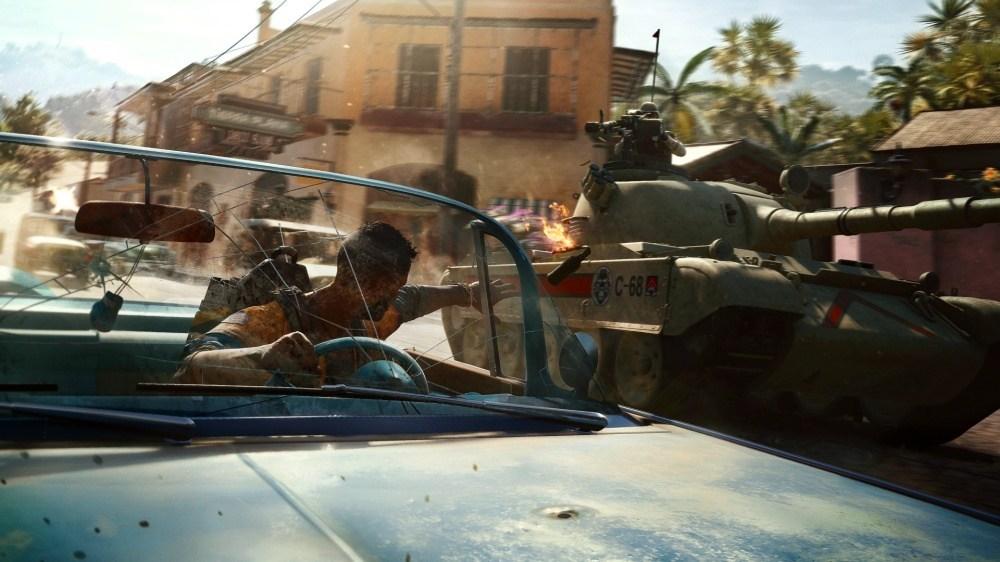 Car Chase 《極地戰嚎6》確定明年2/18推出,與好萊塢製作團隊深度合作