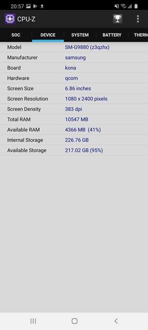 台版三星 Galaxy S20 Ultra 性能電力測試 + 120Hz 耗電嗎?解析度 / 更新率電力差異實測 @3C 達人廖阿輝