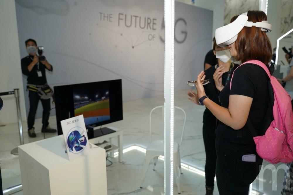 DSC08595 HTC推出VIVE XR Suite、VIVE Events服務,打造全新遠距互動及虛擬展會活動