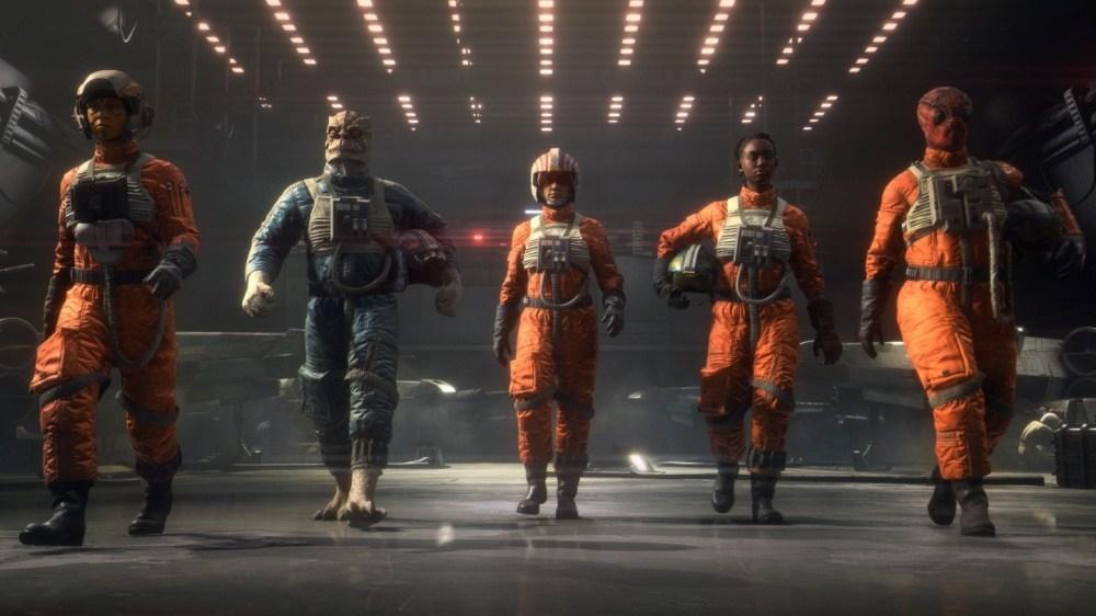 4012193 《星際大戰:中隊爭雄》確認登上PS4、Xbox One與Steam平台