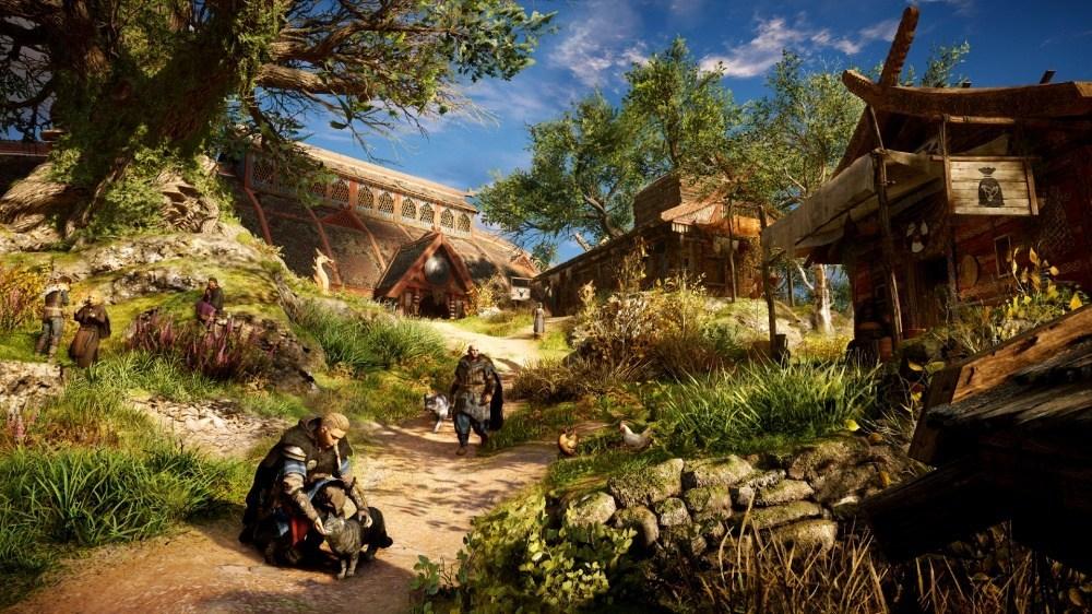 ACV 11 Settlement Life 《刺客教條:維京紀元》確認將於11/17上市,釋出新遊戲內容概覽介紹影片