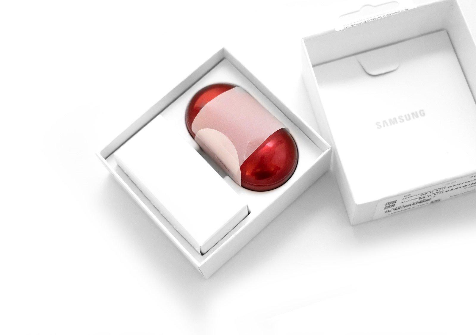 更強更好聽 Samsung Galaxy Buds+ 真無線耳機!台灣沒賣的『Jennie 紅』版本開箱分享 @3C 達人廖阿輝