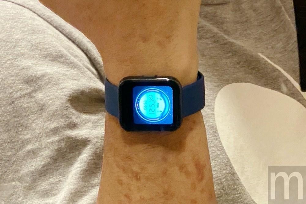 IMG 3331 動手玩/親民價位就擁有心率、睡眠與血氧量測功能的realme Watch