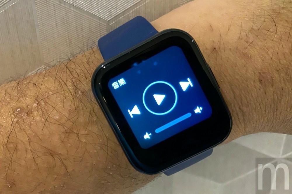 IMG 3838 動手玩/親民價位就擁有心率、睡眠與血氧量測功能的realme Watch