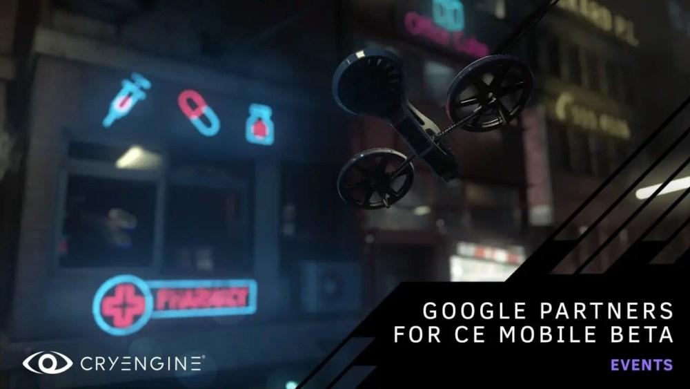 00000001 1024x576 CRYENGINE遊戲引擎將對應Android平台,讓手機遊戲也能有PC等級畫面表現