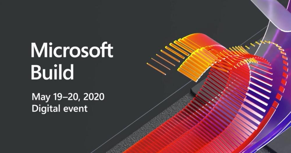 截圖 2020 05 01 下午7.29.49 微軟將開放所有人免費參與年度開發者大會Build 2020