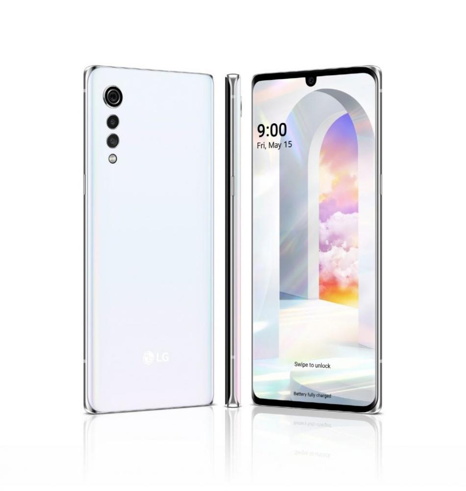 LG 벨벳 오로라화이트 1 973x1024 1 LG公布更多Velvet細節,確定支援雙螢幕配件、手寫筆應用