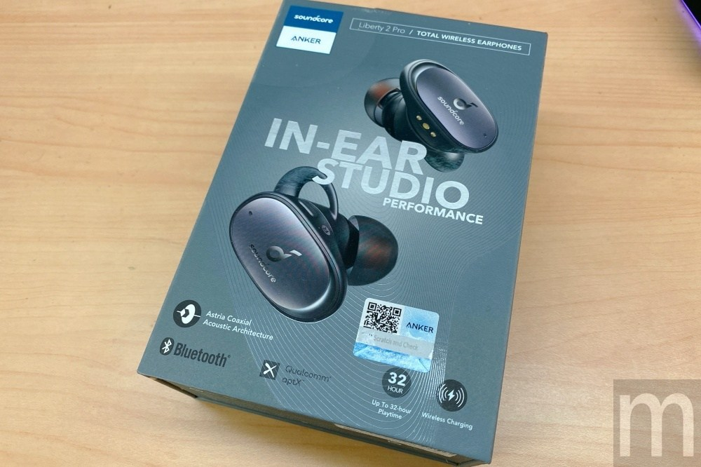 IMG 3353 動手玩/Anker Soundcore Liberty 2 Pro真無線藍牙耳機