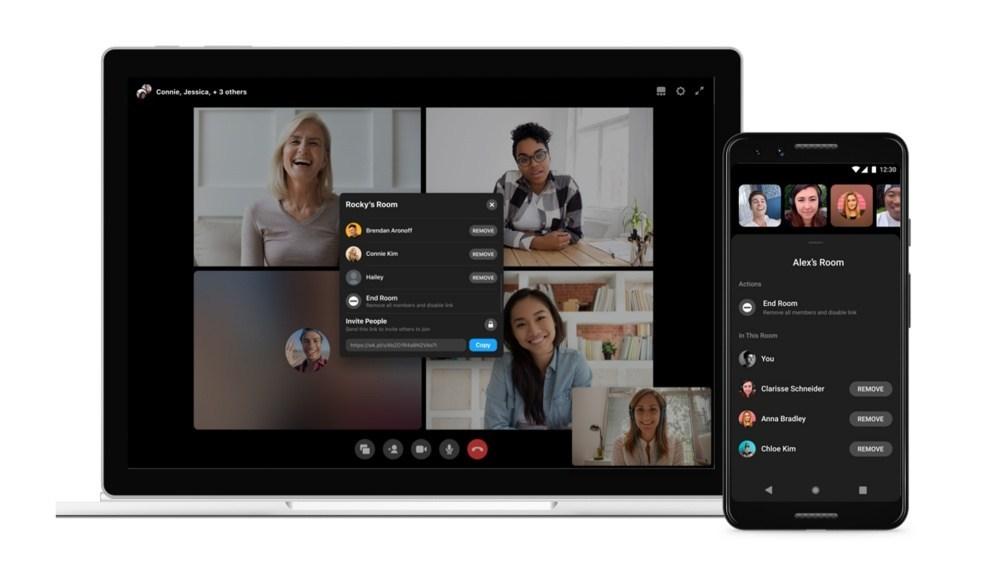 1 4 遠距辦公將成為新常態,Facebook等企業構思適合未來工作型態的工具
