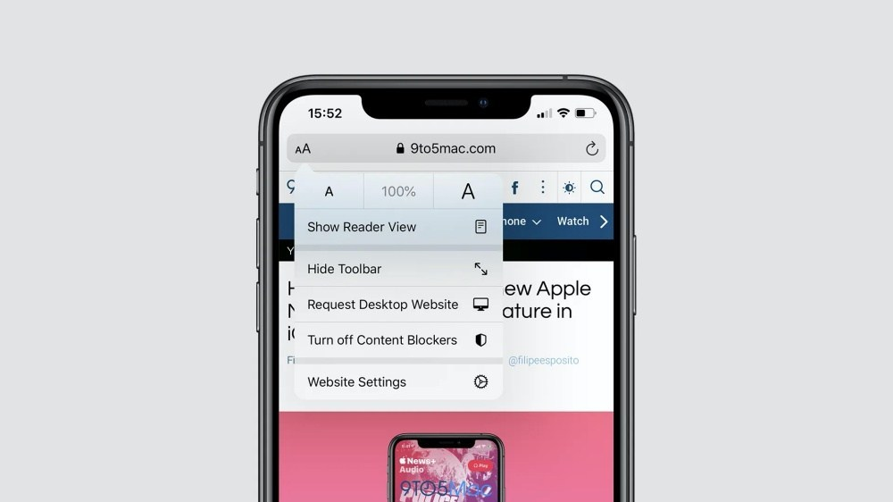 Safari Translation iOS 14 1 新版行動版Safari瀏覽器將新增內容翻譯功能,Apple Pencil增加更完整註記功能
