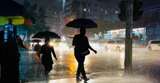 雨天, 人造雨, LiFe生活化學, 知識文章