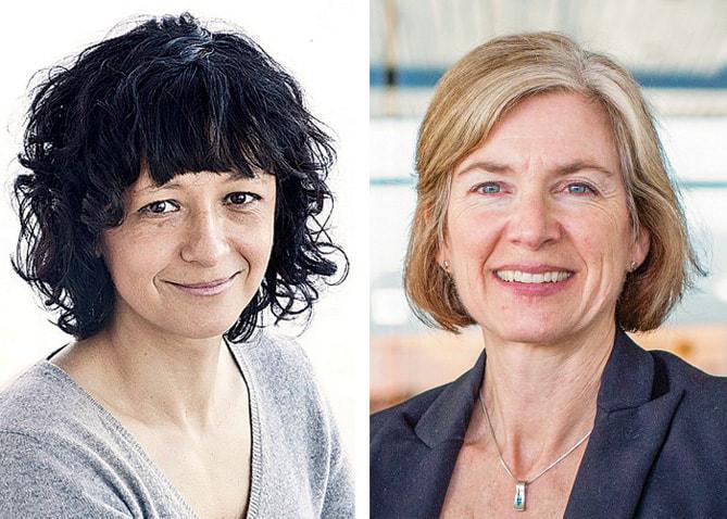 2020諾貝爾化學獎得主, 夏彭提耶,Emmanuelle Charpentier,道納,Jennifer A. Doudna,諾貝爾獎, LiFe生活化學