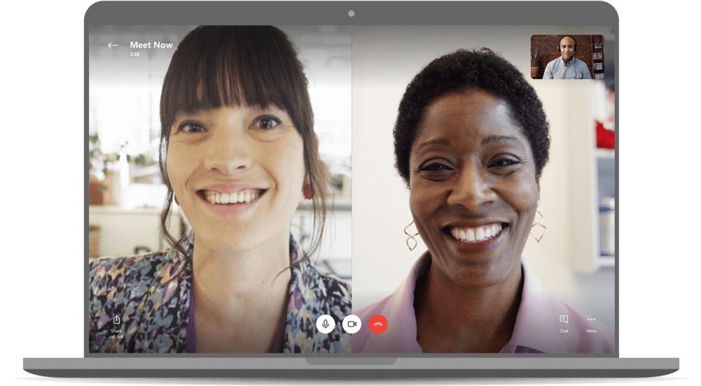 meet now 免安裝也能用,微軟推出更容易使用的Skype線上會議服務「Meet Now」