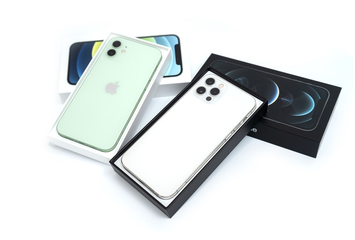 12 色 iphone pro