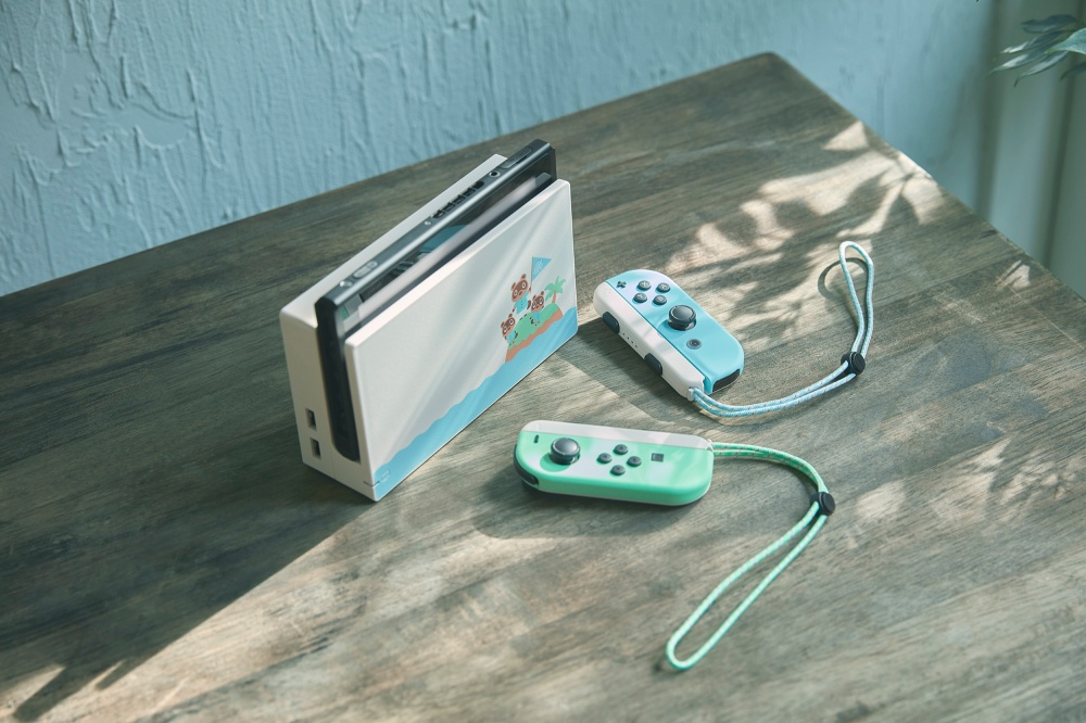 img02 任天堂表示未來Nintendo Switch主機供貨時間將無法確定
