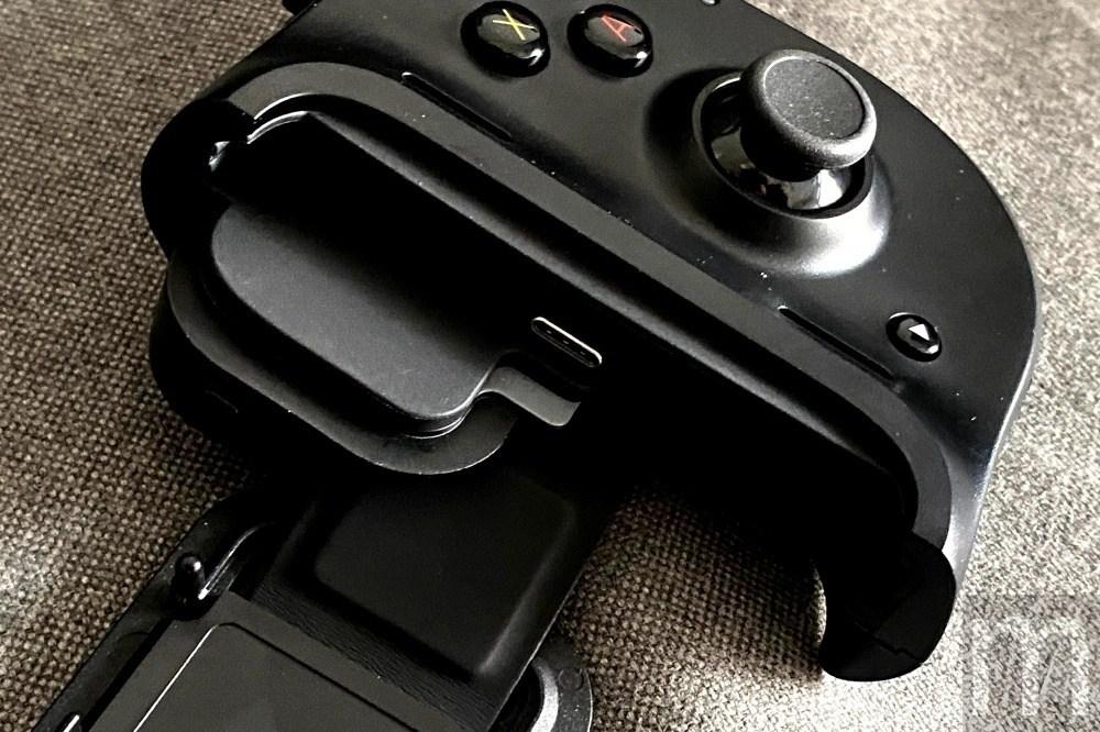 IMG 4061 動手玩/與韓國Gamevice合作,Razer新款手機控制手把Kishi