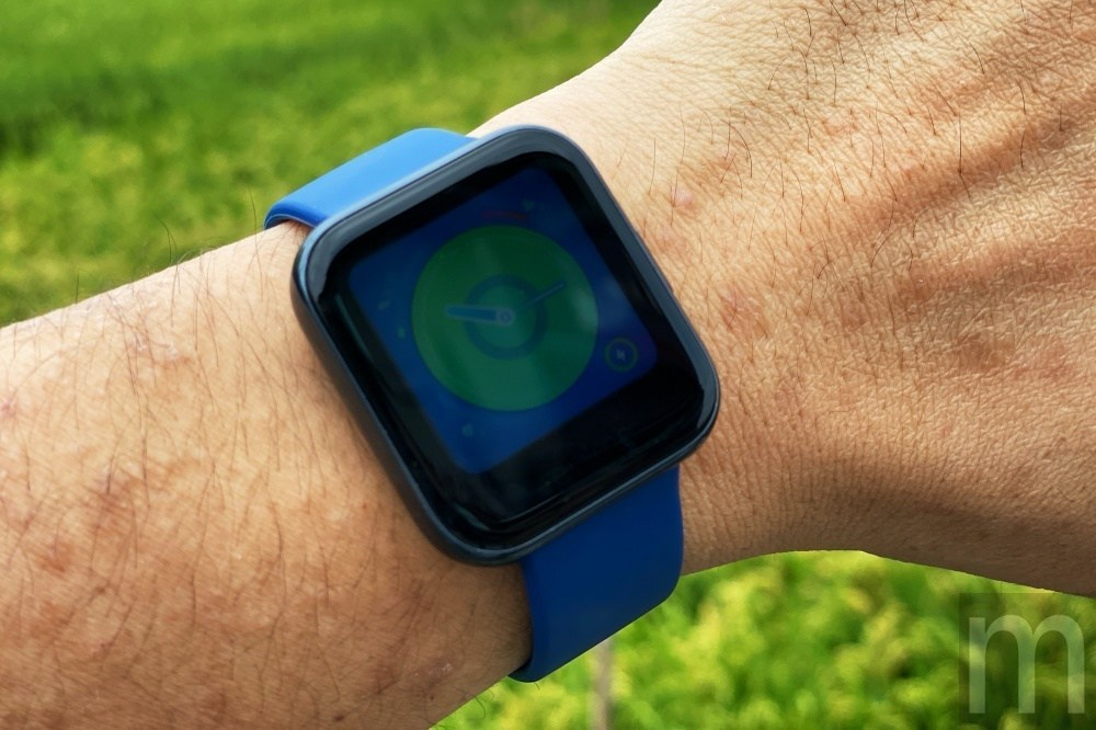 IMG 3334 動手玩/親民價位就擁有心率、睡眠與血氧量測功能的realme Watch