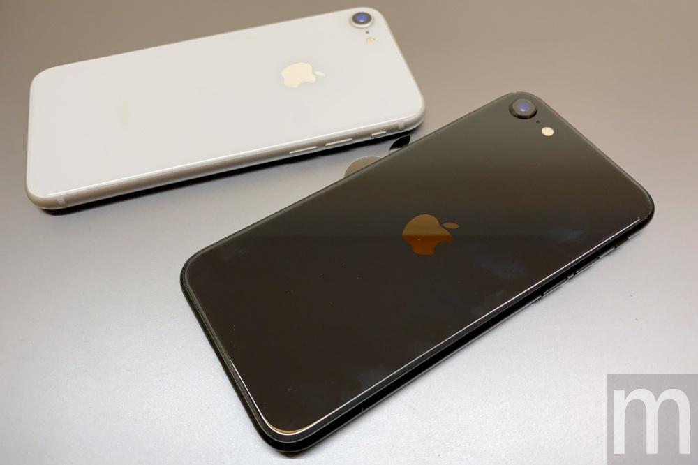 batch IMG 3071 動眼看/以iPhone 8為基礎的新款iPhone SE,與第一款設計比較