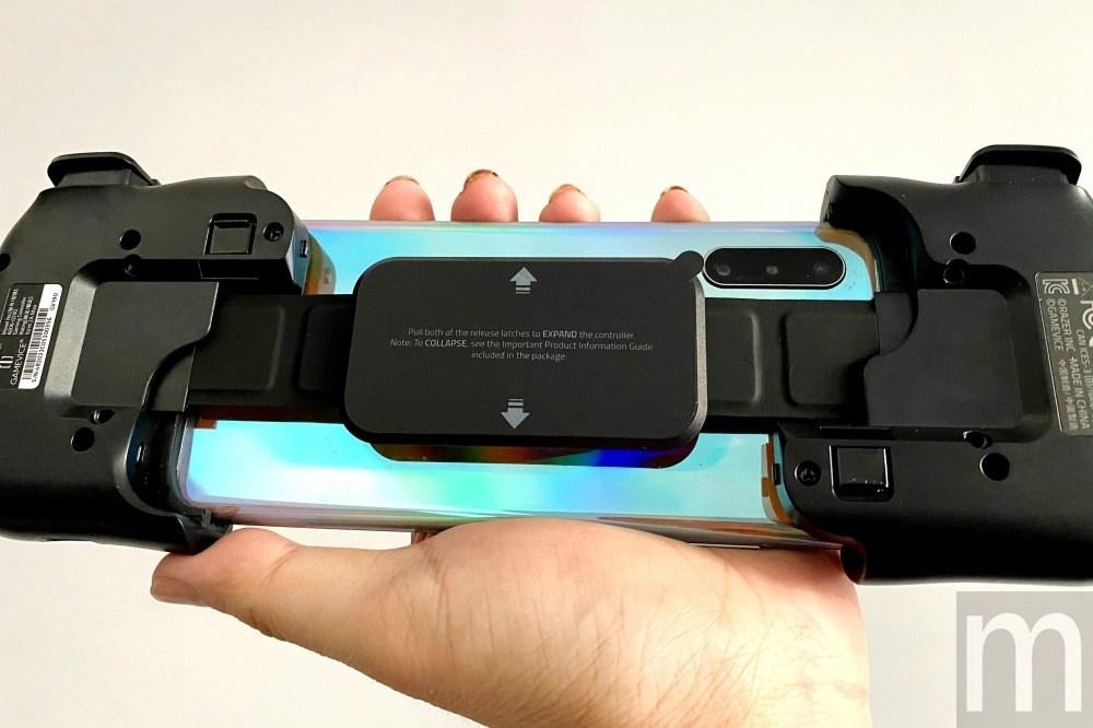 IMG 4069 動手玩/與韓國Gamevice合作,Razer新款手機控制手把Kishi