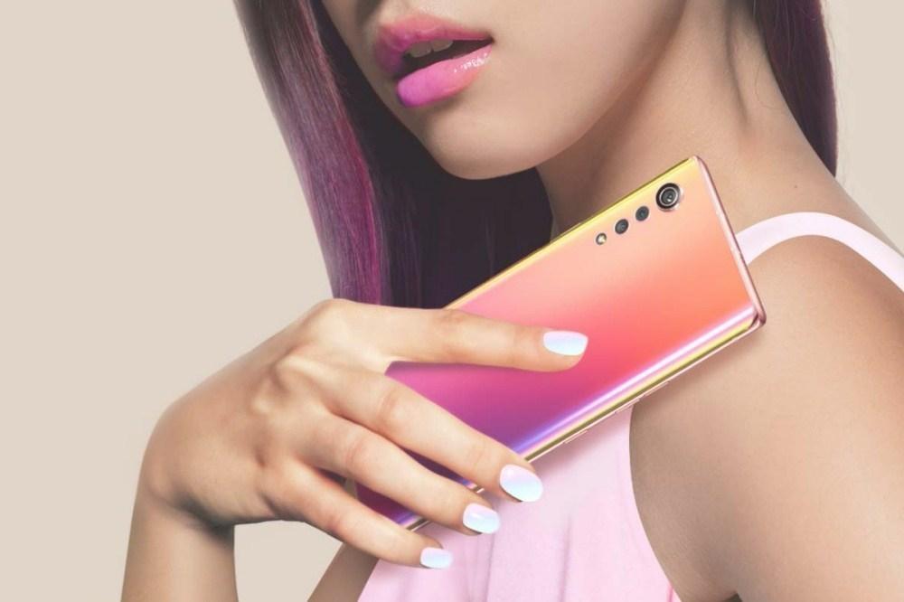 usp 0101 seq100 LG計畫推出僅採Snapdragon 845處理器的4G版Velvet