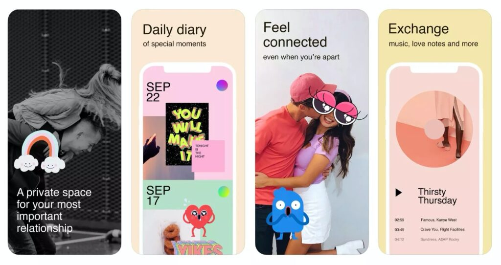 115fa437944f057 1024x542 Facebook Tuned是一款針對情侶維持線上互動、記錄重要時刻打造的全新服務