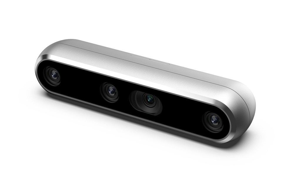 Intel D455 2 Intel更新RealSense D455景深感知攝影機,讓機器人視覺判斷更靈敏