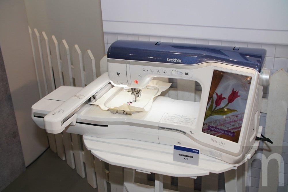 Brother在台推出新款連續供墨印表機,同步引進新款標籤機與數位裁縫機