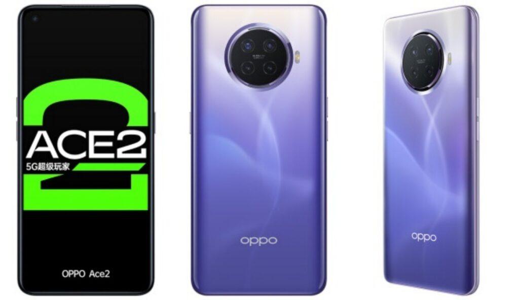 bb703a989d0d9a3f side 1024x592 OPPO證實Ace 2具體外觀設計,確定採用Qualcomm Snapdragon 865