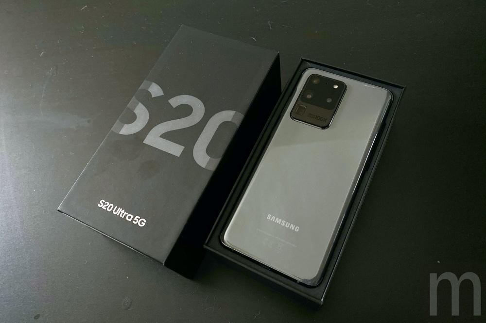 IMG 2376 刺激市場銷量,傳三星將針對Galaxy S20 Ultra增加新色